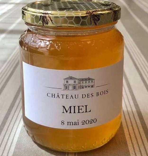 Des abeilles et du Miel !
